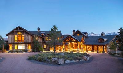 R&R Ranch - 13,000 SF on 28 Acres in Telluride, CO