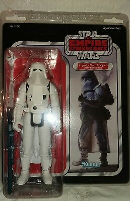 Star Wars - Gentle Giant  - Snowtrooper Moc. - Limited & Rare!