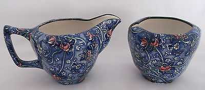 Ringtons Chintz Milk Jug & Sugar Bowl Boxed Unused Mint Condition