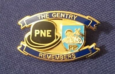 2018 Preston Gentry badge