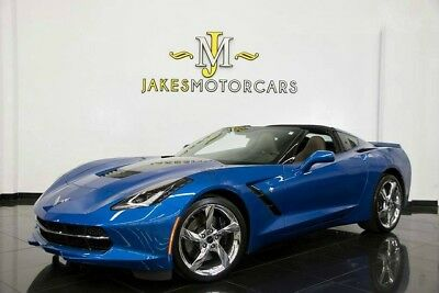 2014 Chevrolet Corvette Z51 3LT PREMIERE EDITION~CAR #500 OF ONLY 500 MADE 2014 CORVETTE STINGRAY Z51 PREMIERE EDITION! #500 OF 500 MADE! LAST ONE MADE!