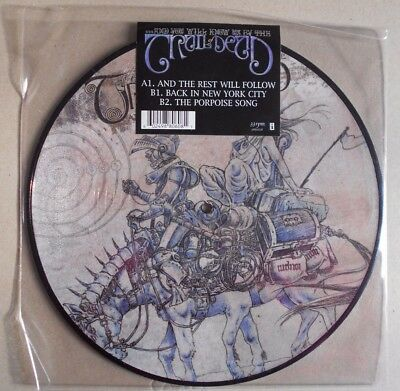 "Trail of Dead 10"" Picture Disc NEW"