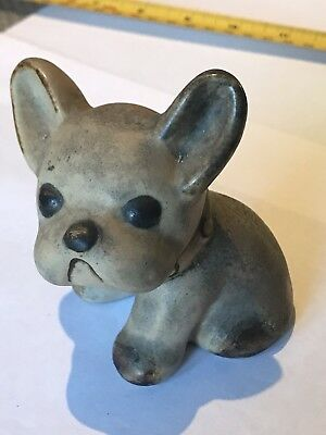 "Art Deco Denby Bourne Bonzo Dog Animal Figure 1930's 3 1/2"" Byngo"