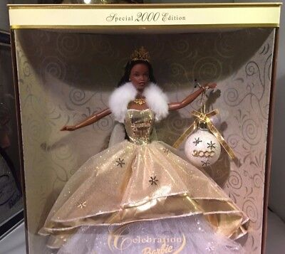 Rare Mattel Barbie Special Edition Holiday Collectors Edition 1996-2003 W/ Boxes