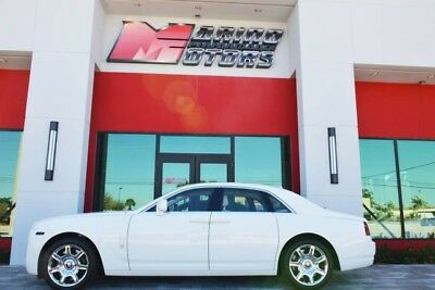 2011 Rolls-Royce Ghost Base Sedan 4-Door 2011 GHOST - BEST COLORS - ONLY 17,000 MILES - LOADED WITH OPTIONS