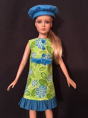 "OOAK HANDMADE Dress/Clothes/Outfit For 12"" Tonner Marley Wentworth Doll *NEW*"