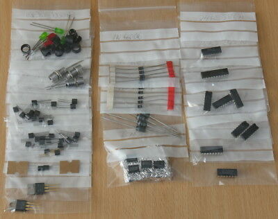 Semiconductor Job Lot, Fully Catalogued