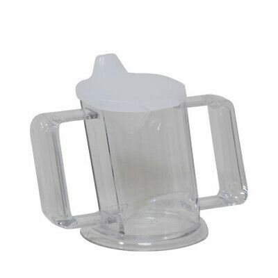 HandyCup and Lid, Clear