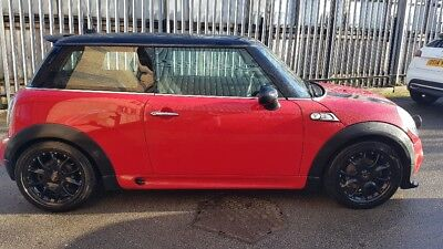 Mini Cooper SD 2011, JCW styling. VGC.FSH. 41300 miles. (cat D fully repaired)