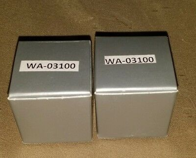 2 lot Welch Allyn WA-03100 Replacement Bulb Lamp 03100, 3100, WA03100,WA-03100-U