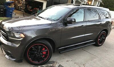 2014 Dodge Durango  Only 14,500 miles on this unique '14 Dodge Durango R/T;  all the options.....