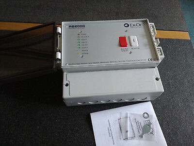 Ex-Or RB2000 MLS Bus Power Supply Honeywell