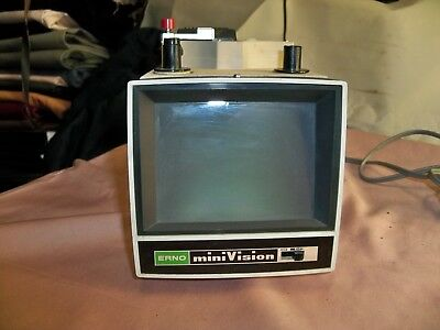 PROYECTOR- PANTALLA  8M.M ,ERNO miniVision, MADE IN JAPAN BY SANSEI KOKI CO. LTD