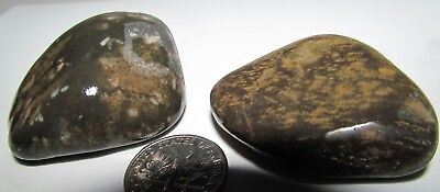 NATRUAL,RAW ,ROUGH,MINERALS,UNKNOWN,ROCKS,STONES  47.3gr  LOT OF 2