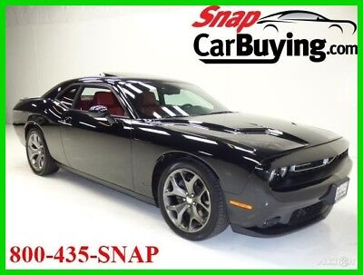 2015 Dodge Challenger SXT Plus 2015 Dodge Challenger SXT Plus*Automatic*RED LEATHER*NAVI*SUNROOF*HEATED SEATS!!