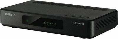 Topfield TBF200HD High Definition Set Top Box... USED Condition