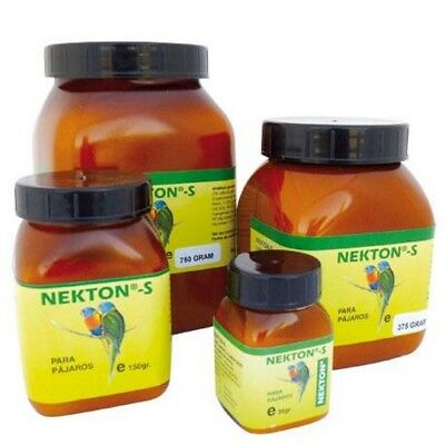 Nekton-S Vitamin Supplement for Birds