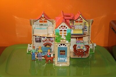 Fisher Price Loving Family Sweet Streets country cottage excellent n complete