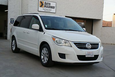 2012 Volkswagen Routan SE 2012 Volkswagen Routan SE with DVD, back up camera, leather. NO RESERVE.