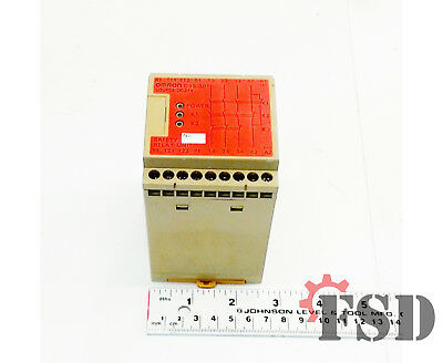 Omron G9S-301 DC24 Safety Relay Unit