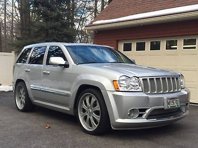 2007 Jeep Grand Cherokee SRT8 Jeep SRT8 High Horse Perforemance 426 Stroker NO $ spared on this build Must see