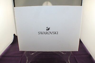 Swarovski Make-Up Pouch #5271213 in Original Box and Inner Wrapping  AS NEW