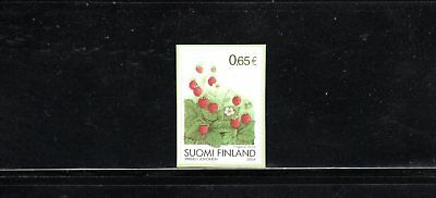 Finland 2004 65c Wild Strawberry self adhesive SG 1746 MUH