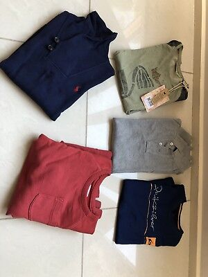 Boys mixed clothing - Country Road Ralph Lauren Hugo Boss - Size 7, 8, 9, 10 &12