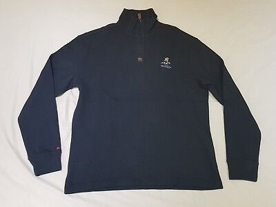 BNWOT Men's Ralph Lauren Black Jumper - RRP$229