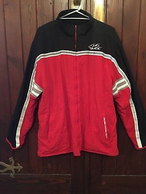 Holden Collectible Reversible Zip Up Jacket Red & Black Size Xxl