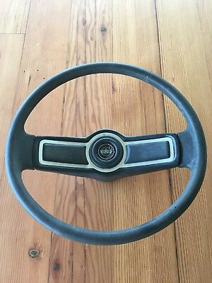 Ford XC Falcon GS Steering Wheel