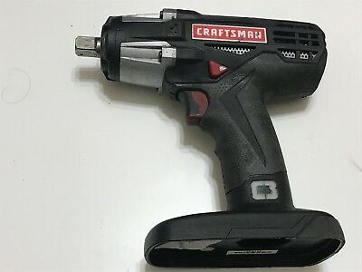 Craftsman C3 1/2in cordless Impact Wrench 19.2V Bare tool - USED