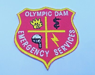 Emergency Service Olympic Dam Patch / Badge