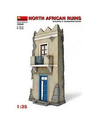 MiniArt  Plastic Model Kit 1/35 North-African Runis 35543
