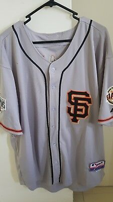 Bumgarner San francisco giants jersey