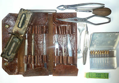 Trousse chirugicale 14-18 (collection)