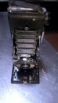 VINTAGE Kershaw Eight - 20 Penguin Camera Rare - folding camera