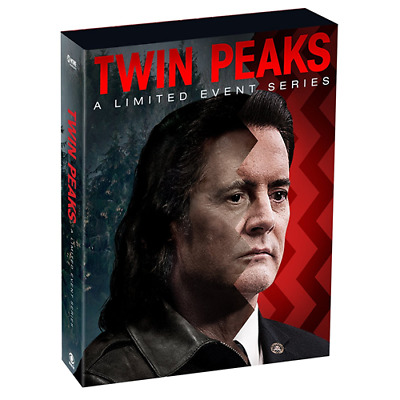 Twin Peaks: Stagione 3 (10 DVD)  [Dvd Nuovo]