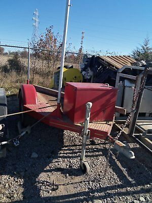 3 trailers for $1700.trailers are different sizes,they are made of solid steel.