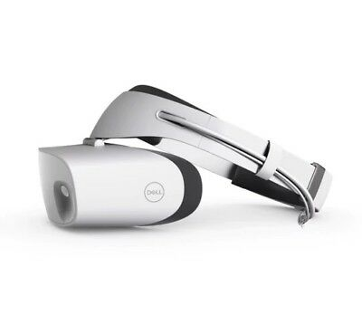 AU STOCK Dell Visor Windows Mixed Reality Headset with Motion Controllers