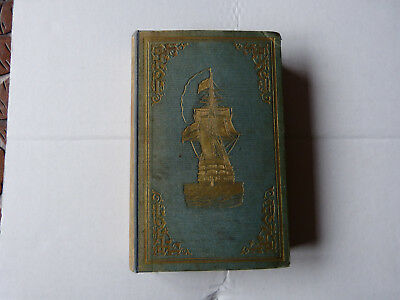 Antique Book- Lives of the British Admirals by Dr John Campbell- pub. 1849