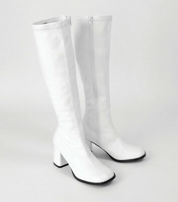 High Boots Womens White Small