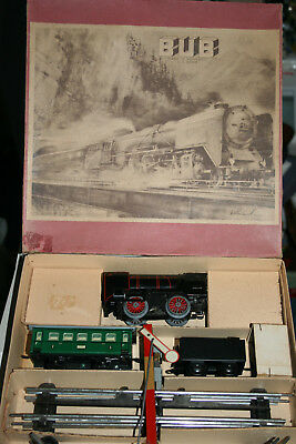 Bub Eisenbahnpackung Spur S,Made in U.S.-Zone (2.Packung)