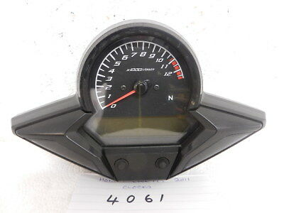 Honda Cbr125 2011  Clocks  (4061)