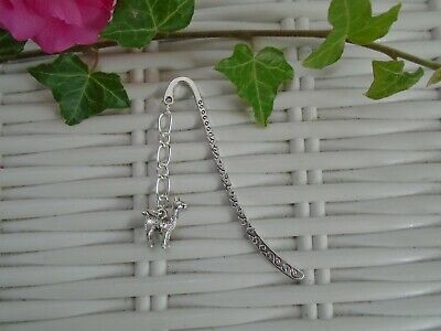 Alpaca Book Mark Silver Plated Alpacas Gift Idea Reading Books Present Gifts