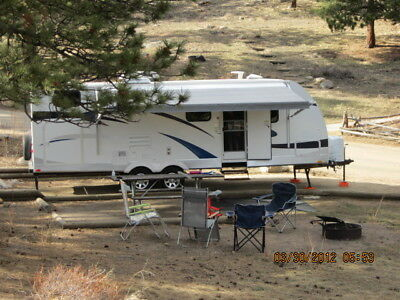 Single Slide Bunkhoouse Shadow Cruiser Travel Trailer