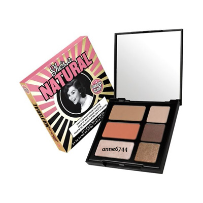 Soap & Glory SHE'S A NATURAL Day To Night Face Palette - New/Boxed