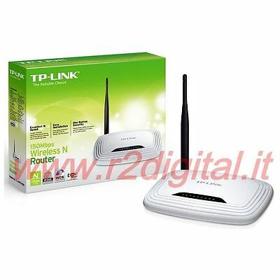 Wireless Access Point Tp-Link Lite N 150M Wifi Router Extend Line Internet