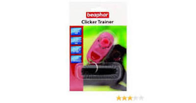 Beaphar Clicker Trainer for dogs