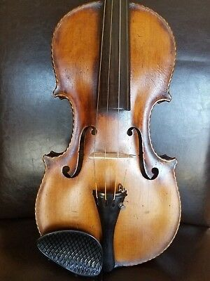 Old Antique Violin  ,full Size  Domenico Albani